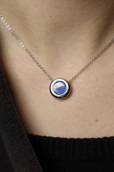 Halskette - runde Zelle