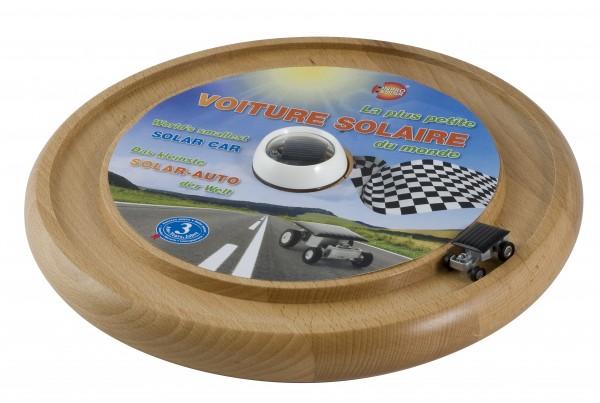 Miniracer Rennstrecke Teller