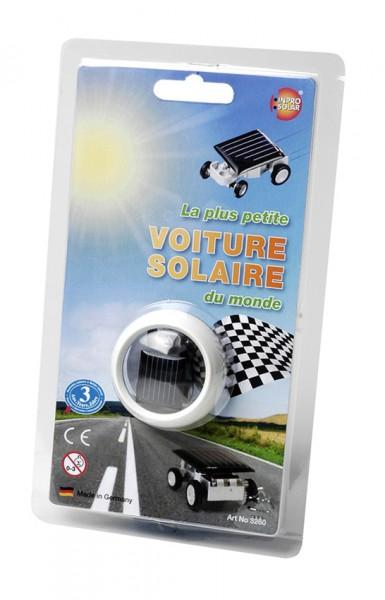 Kleinster Solar-Mini-Racer / Blister