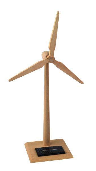 Metall-Windgenerator eckig LED 50 cm
