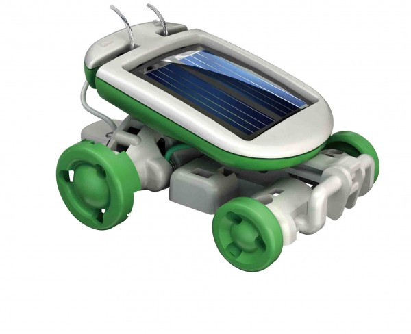 Solar Bausatz - 6in1