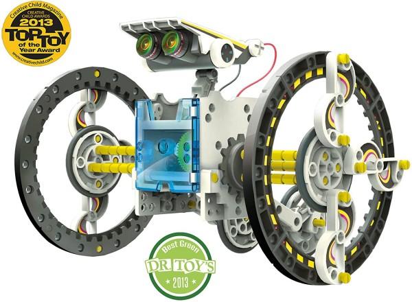 ROLL-E der Solar Roboter