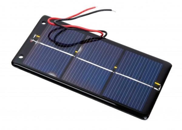 Solarmodul 1,5V - 500mA