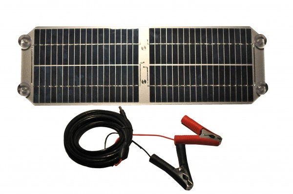 Suncharger 10W /12V incl. Lader Auto