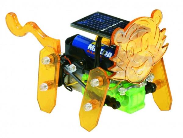 Löwe Solar Bausatz