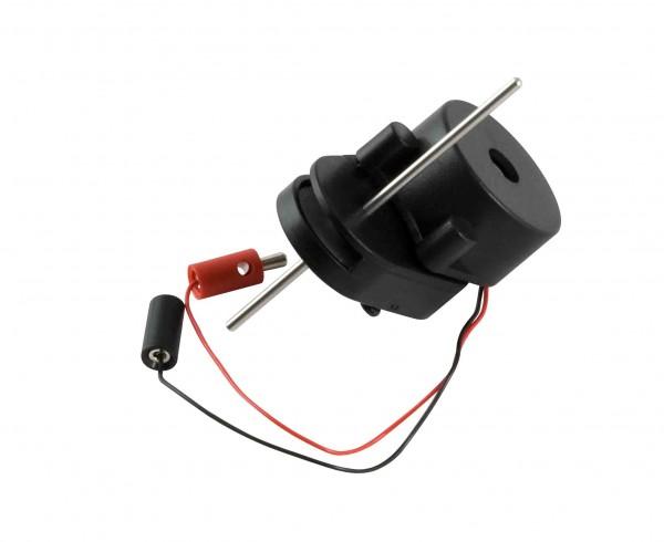 Getriebe oval - Achse 2mm