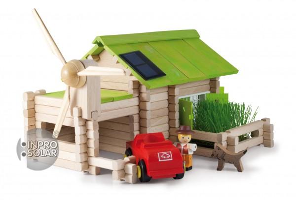 Solar Block Haus