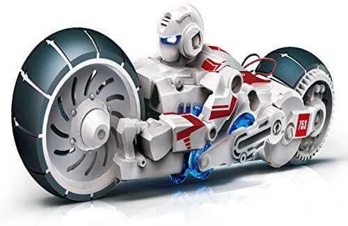 Salzwasser Motorrad