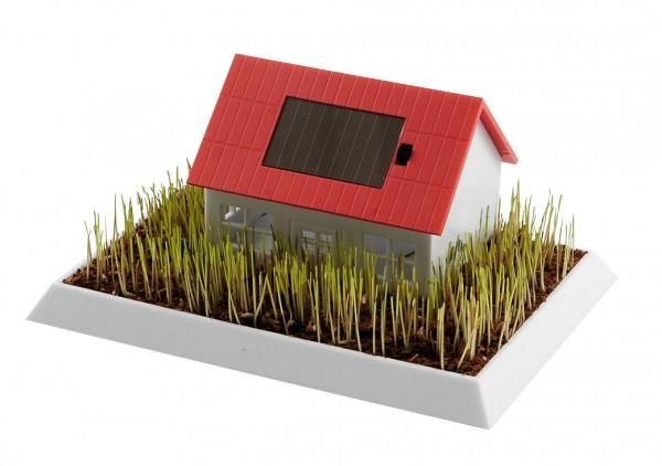Solar Haus mit Garten