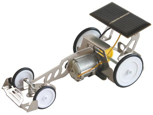 Metall Formel 1 Solar